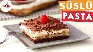 Süslü Pasta Yapımı - Pasta Tarifleri - Nefis Yemek Tarifleri