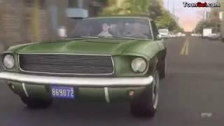 Archer: Steve McQueen's Bullit, car chase scene (1/2)