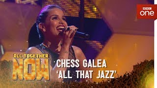 Chess Galea performs 'All That Jazz' from Chicago - All Together Now: Episode - BBC One