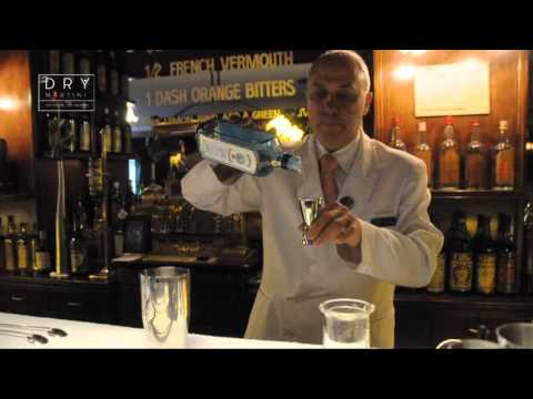 Cocktail Under the sun  by Benito at Dry Martini Barcelona