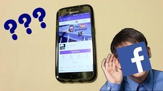 Testing Facebook