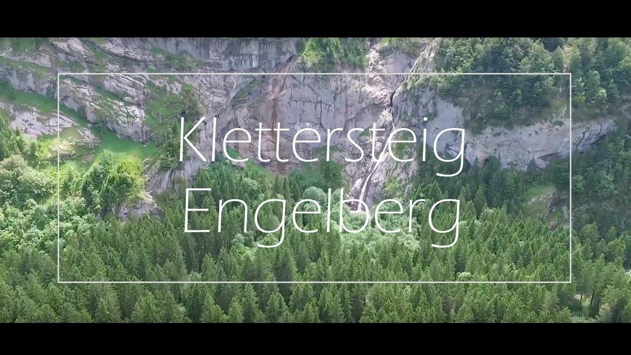 Fürenwand Klettersteig Unfall : Fürenwand klettersteig in engelberg gopro youtube