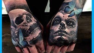 Hand Tattoos #2