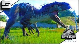 Jurassic World Evolution! The Indominus Rex! E22