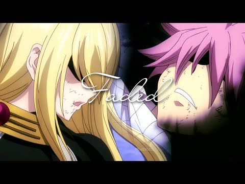 |AMV | Fairy Tail | Natsu & Lucy | Where are you now?