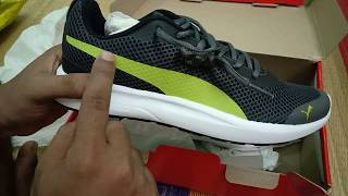 Puma running shoes review