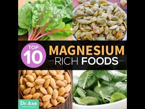 Pagkaing Pampahaba Ng Buhay: Magnesium-rich Foods - Ni Doc Liza Ong #191
