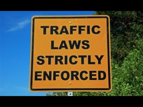 On the Road With Charles Fockaert - 20 - The Rule of Law and the Traffic Laws Connection #398