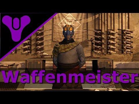 Destiny - Waffenmeister - Glück gehört dazu - Deutsch