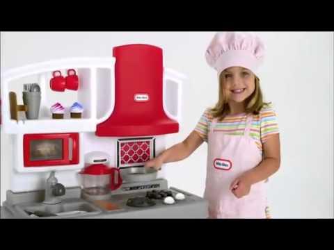 Bộ đồ chơi Bếp nấu ăn trẻ em - Dùng trong các khu vui chơi trẻ em