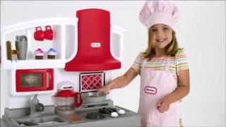 Phim Hoat Hinh | Bộ đồ chơi Bếp nấu ăn trẻ em Dùng trong các khu vui chơi trẻ em | Bo do choi Bep nau an tre em Dung trong cac khu vui choi tre em