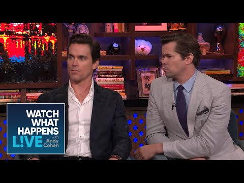 Matt Bomer And Andrew Rannells On Being Gay In Hollywood  WWHL