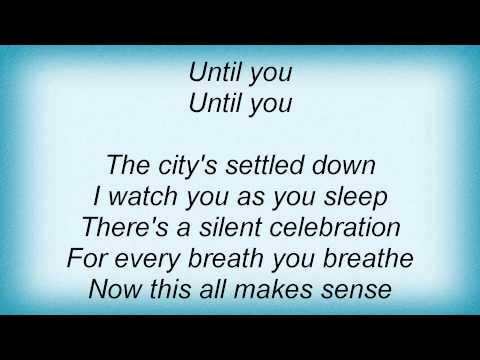 Billy Currington - Until You Lyrics_1