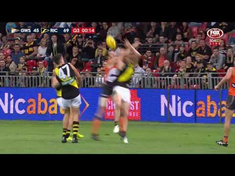 Round 9 AFL - GWS Giants v Richmond Highlights