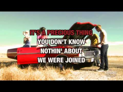Sacred Ground in the style of McBride & the Ride | Karaoke with Lyrics