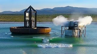 Surf Lakes - Australia's First Man-made Surfing Wave Pool