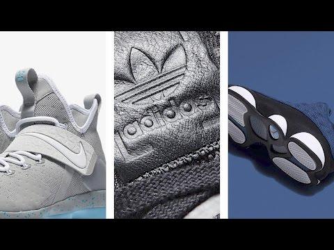"LeBron 14 ""Air Mag"", Adidas NMD R2 ""Triple Black"", Jordan 13 LOW and more on Heat Check"