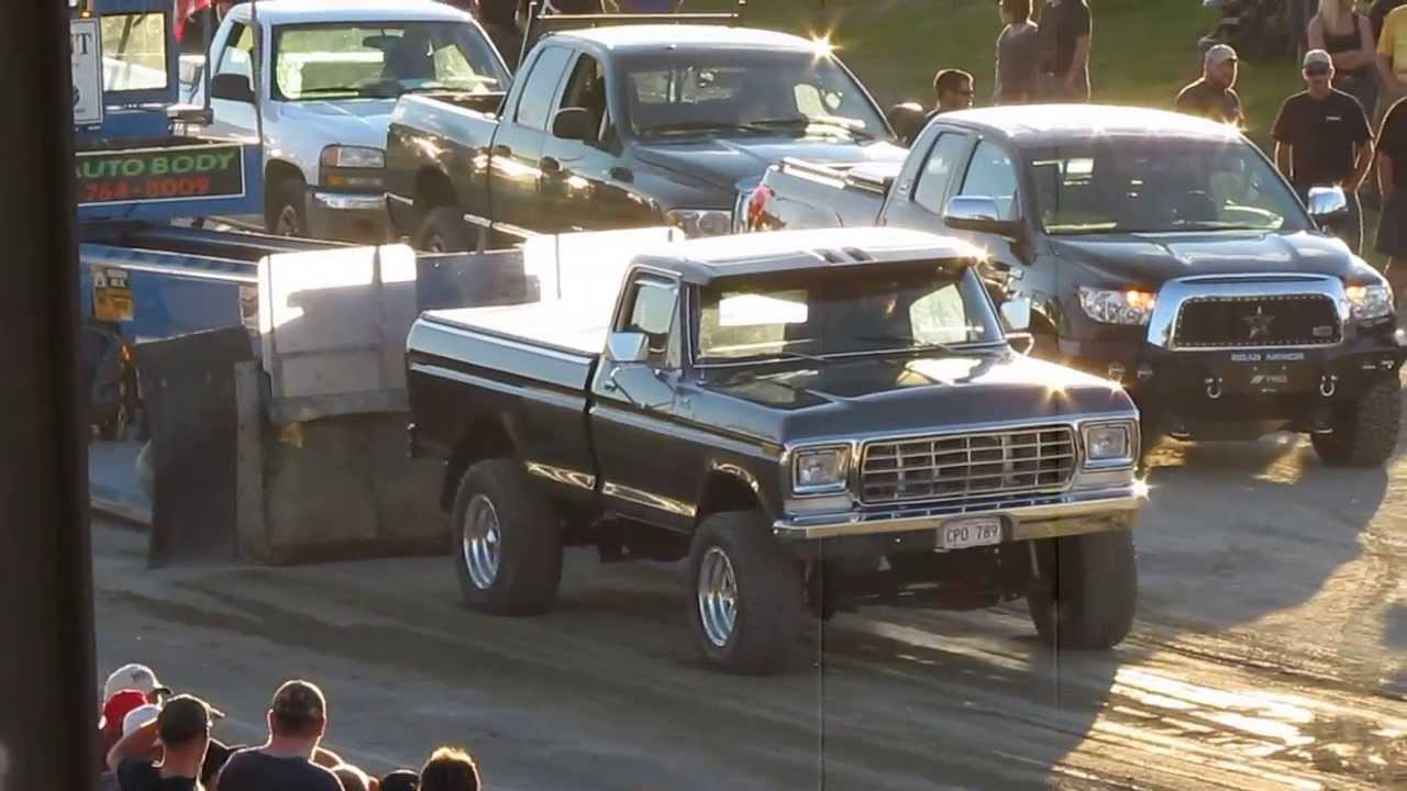 ford 4x4 460 truck block 1979