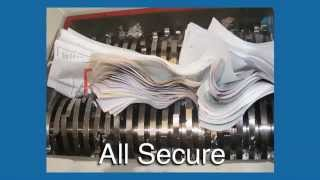 Identity Theft Protection - Secure Document Destruction Sydney