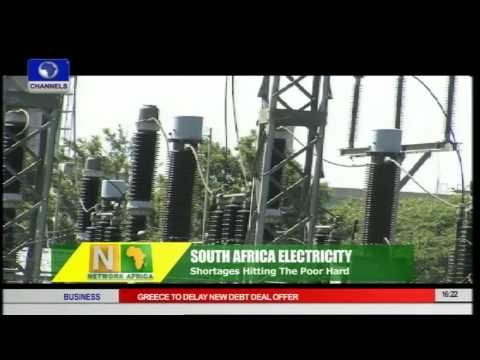 Electricity Shortage In Ghana, S. Africa Hit The Poor Hard
