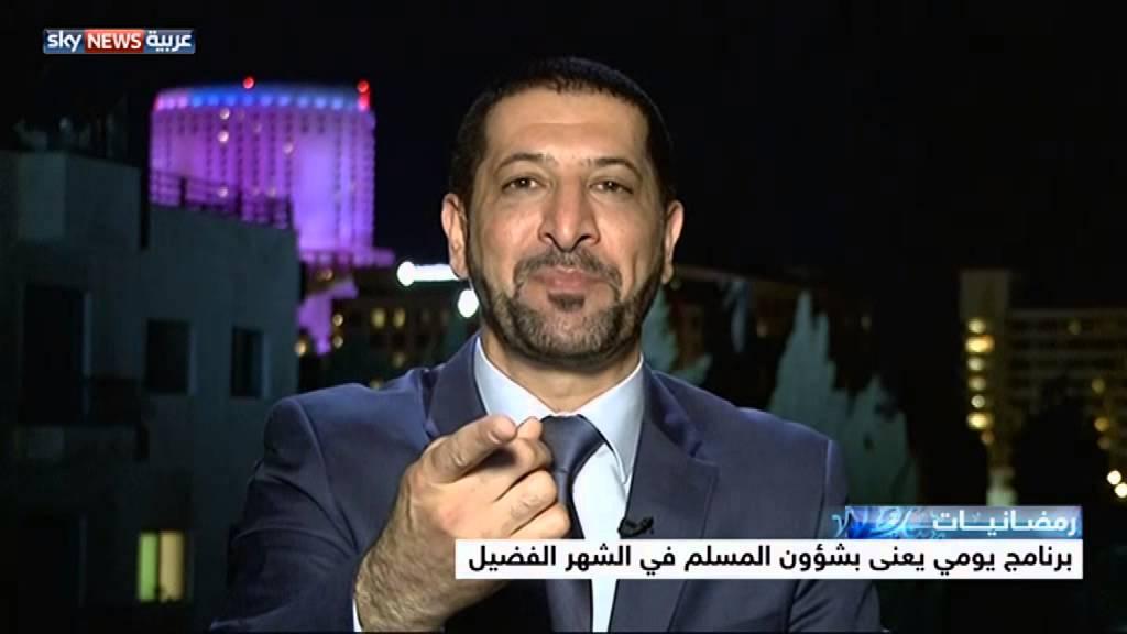 أولى حلقات رمضانيات.. مع الدكتور محمد نوح القضاة