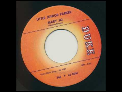 LITTLE JUNIOR PARKER on Duke 345 - Mary Jo (Thomas Braden)