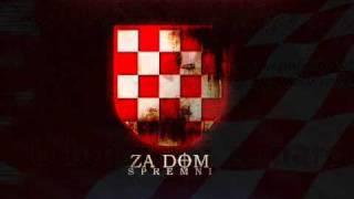 Domoljubne pjesme - HOS - Za Dom Spremni (download mp3)