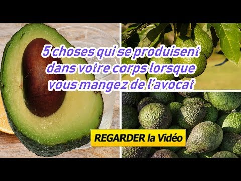 pourquoi manger de l 39 avocat les m decins expliquent ses 5 bienfaits youtube. Black Bedroom Furniture Sets. Home Design Ideas