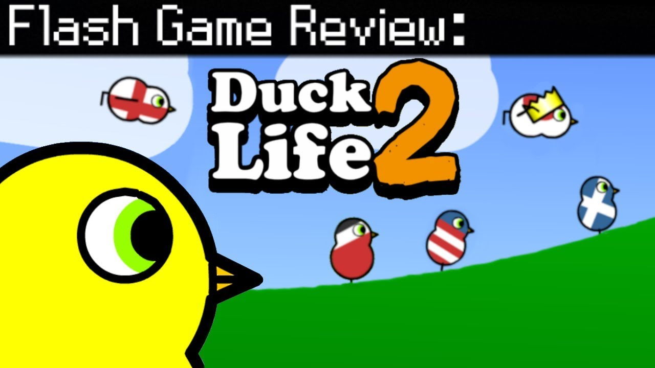 Duck life 2 world champion game