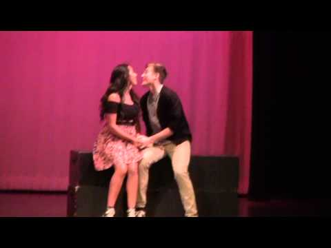 "Sarommy - ""Can I Have This Dance"" From High School Musical 3 - Sensei Tommy And Sarahi"