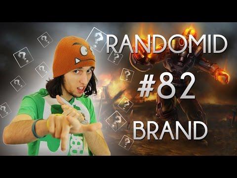 Brand, LA PUISSANCE DU BARBECUE - Randomid #82