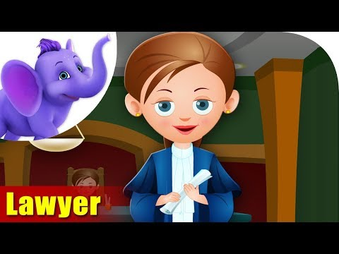 Lawyer - Rhymes on Profession