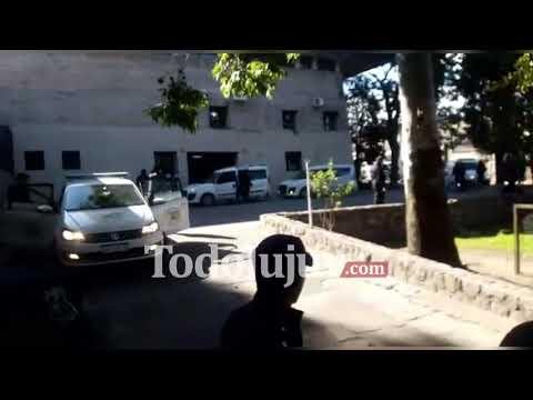 Milagro Sala se descompensó y abandonó la audiencia de la causa Pibes Villeros