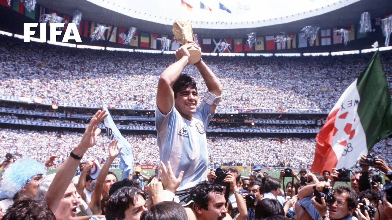 Download 1986 FIFA World Cup | The Official Film: Hero