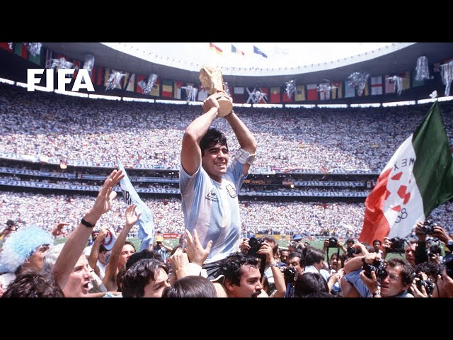 1986 FIFA World Cup | The Official Film