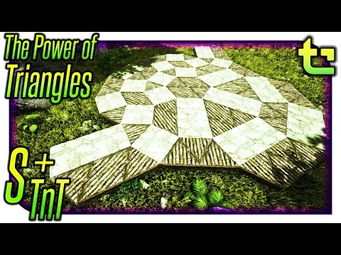 Ark S+ Tips & Tricks || The Power of Triangles || TimmyCarbine - YouTube