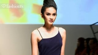 Omar Matini 2012 Show at Indonesia Fashion Week | FashionTV ASIA