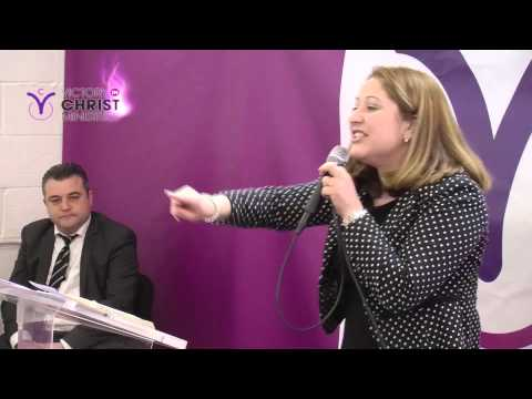 'Give Birth To Your Dreams' - Victory in Christ Ministries, Enfield