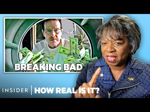 Money-Laundering Expert Rates 8 Money-Laundering Scams In Movies and TV | How Real Is It?