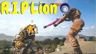 Lion Nerf We Deserve in Rainbow Six Siege