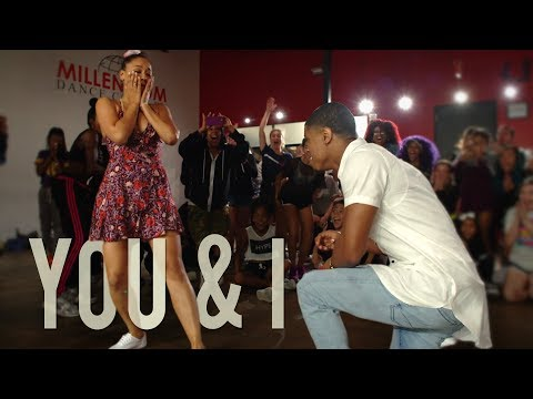 John Legend - You & I | Class with Phil Wright ends with the Best Wedding Proposal EVER!!!!