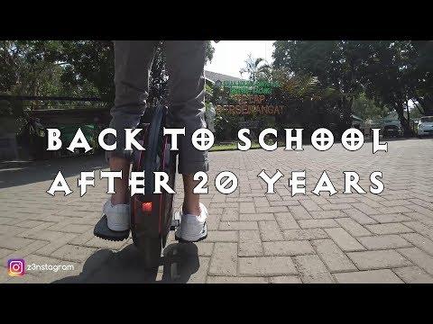 Back To School After 20 Years - Hua Ind Kosayu Peksy 98 Reunion - V10F Malang Indonesia
