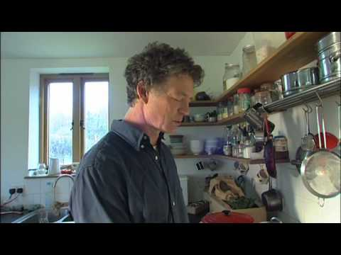 Purple sprouting broccoli with bacon recipe