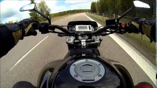 Download Video Yamaha Fz1 Turbo with 315hp on the highway Top speed MP3 3GP MP4