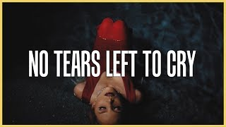 ariana grande no tears left to cry rock cover by halocene