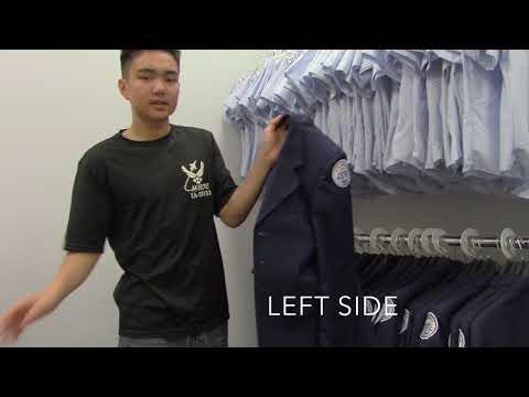 How to Hang Up the Uniform
