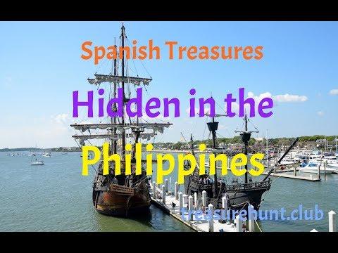 Spanish Treasures Hidden In The Philippines