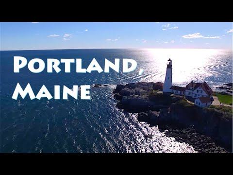 This is Maine?! Wow! Lighthouses, Forts, & Casco Bay!