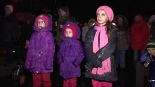 Rozsvěcení vánočního stromu v Jáchymově a Hroznětíně