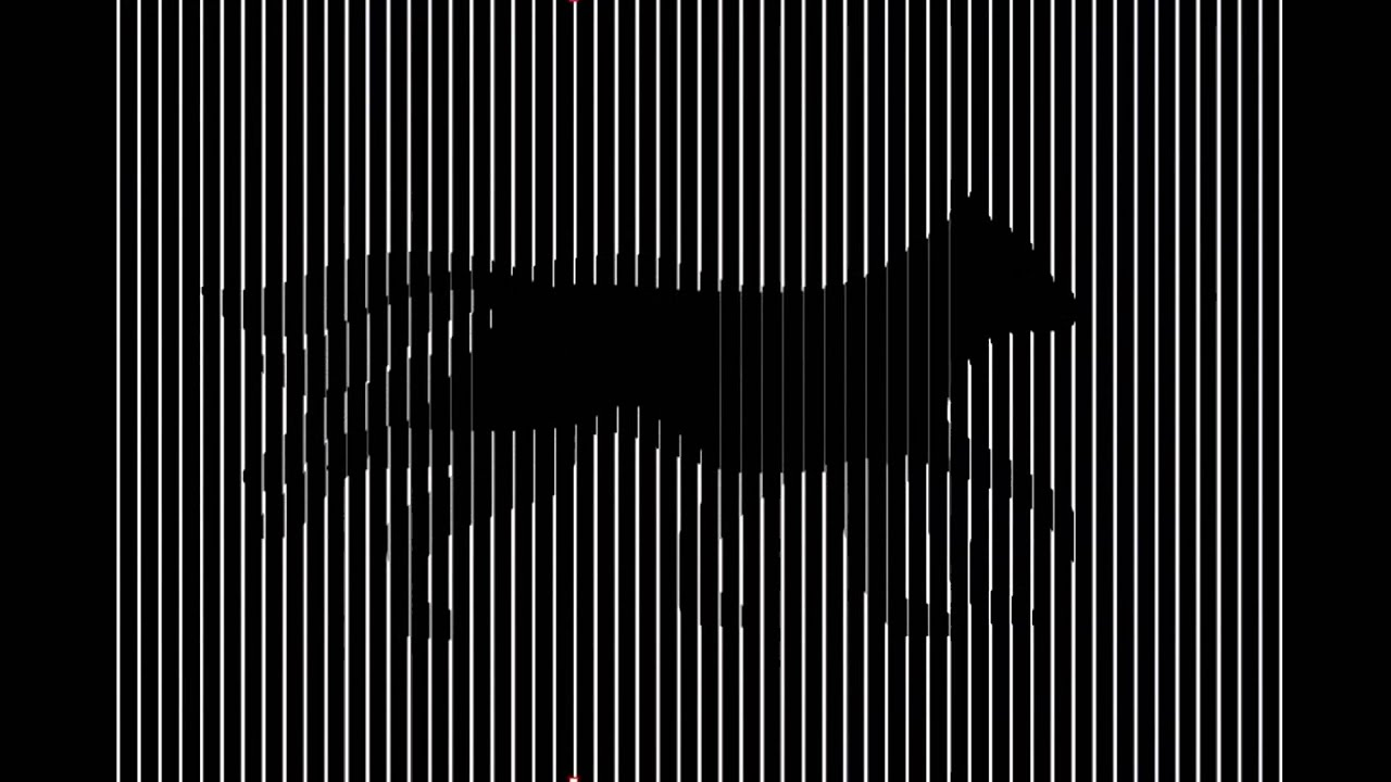 Animated optical illusions animals in motions part 3 for Animated optical illusions template